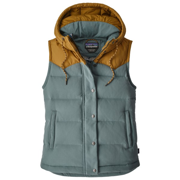 Patagonia - Women's Bivy Hooded Vest - Daunenweste