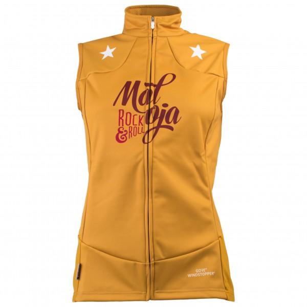 Maloja - Women's CorvallisM. WS Vest - Veste softshell sans