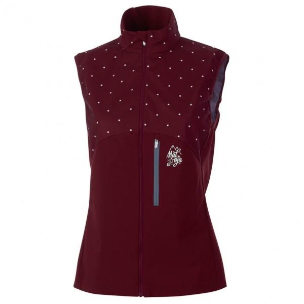 Maloja - Women's OregonM.Vest - Softshell-liivi