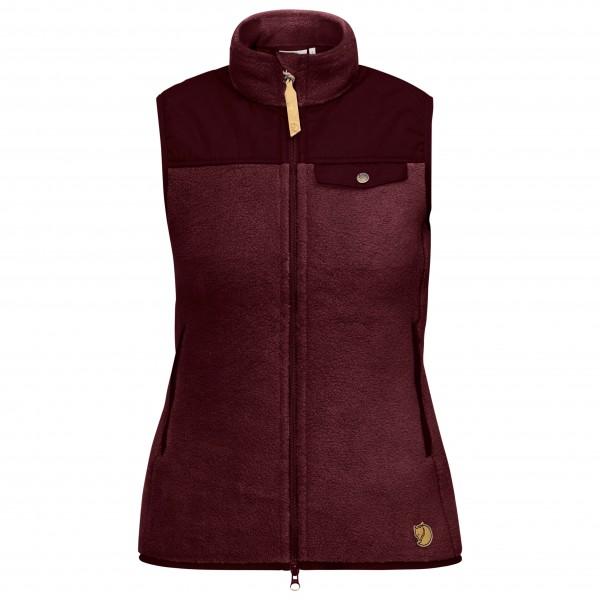 Fjällräven - Women's Singi Fleece Vest - Fleecebodywarmer