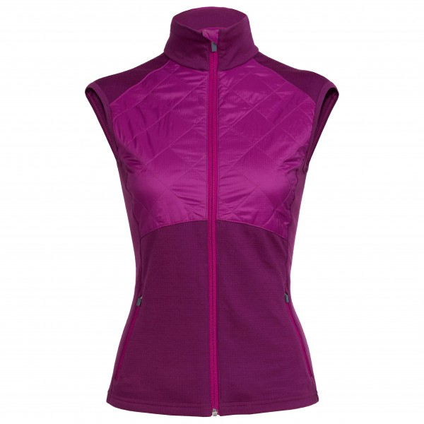 Icebreaker - Women's Ellipse Vest - Merino bodywarmers