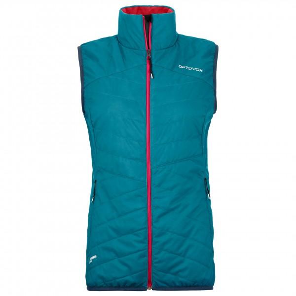 Ortovox - Women's Swisswool Dufour Vest - Wool vest