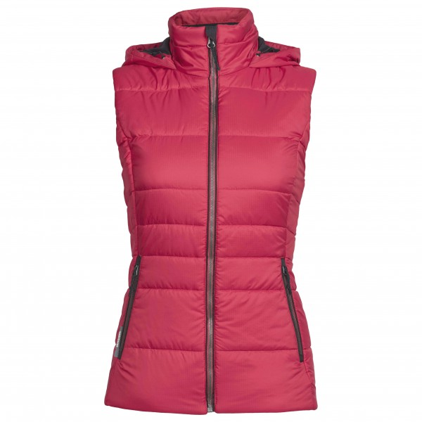 Icebreaker - Women's Stratus X Hooded Vest - Merino vest