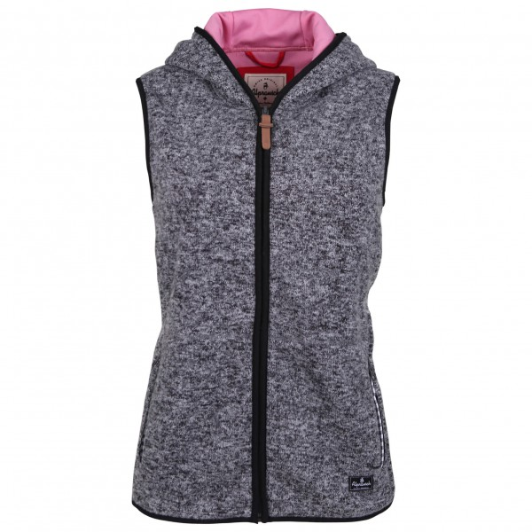 Alprausch - Women's Filzluisli Fleece Vest - Fleece vest