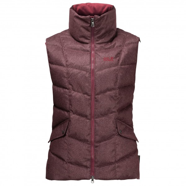 Jack Wolfskin - Baffin Bay Vest Women - Down vest