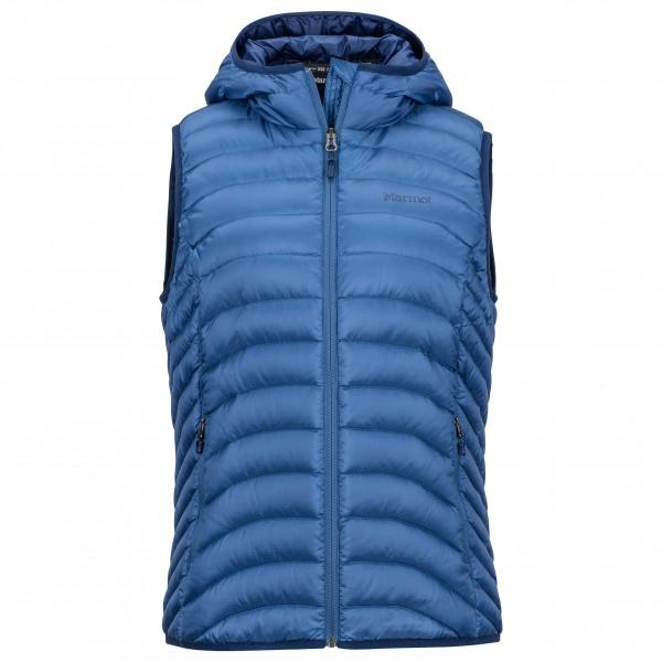 Marmot - Women's Bronco Hooded Vest - Dunväst