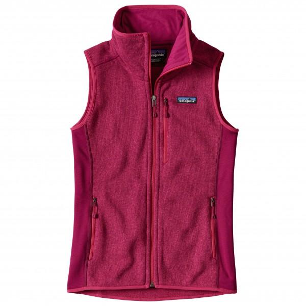 Patagonia - Women's Performance Better Sweater Vest - Fleeceliivi