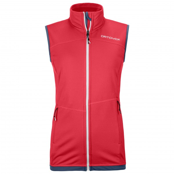 Ortovox - Women's Fleece Light Vest - Fleecebodywarmer