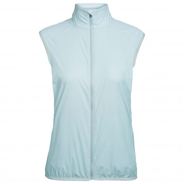 Icebreaker - Women's Rush Vest Folds - Merinoweste