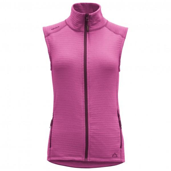 Devold - Egga Woman Vest - Wollen bodywarmer