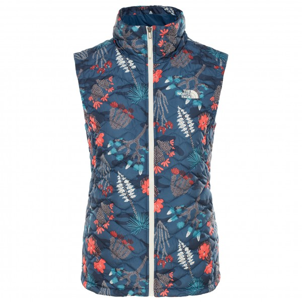 The North Face - Women's ThermoBall Vest - Syntetiske vester