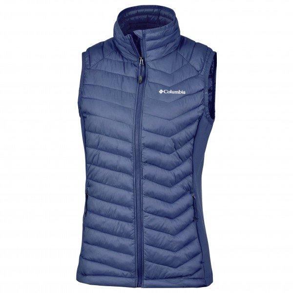 Columbia - Women's Powder Pass Vest - Syntetiske vester