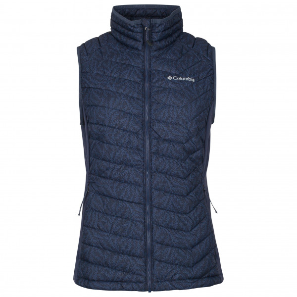 Columbia - Women's Powder Pass Vest - Syntetiske veste