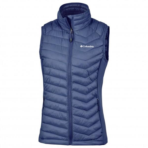 Columbia - Women's Powder Pass Vest - Syntetiske veste