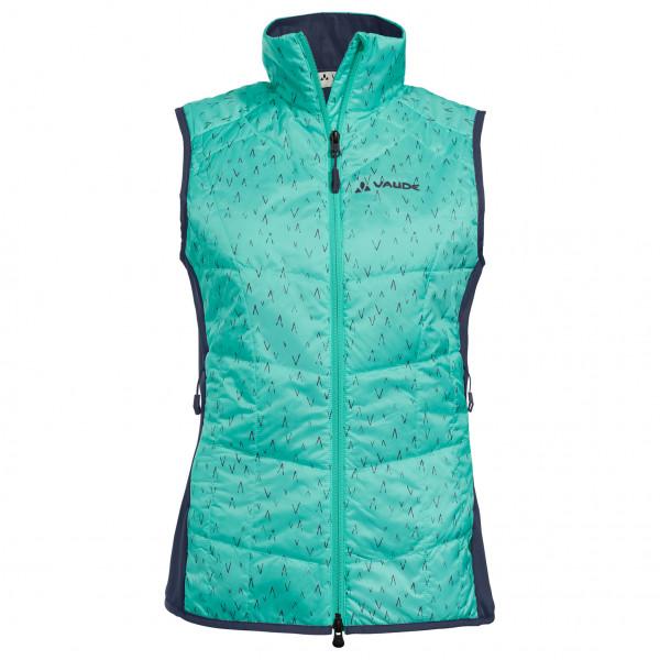 Vaude - Women's Sesvenna AOP Vest III - Synthetische bodywarmer