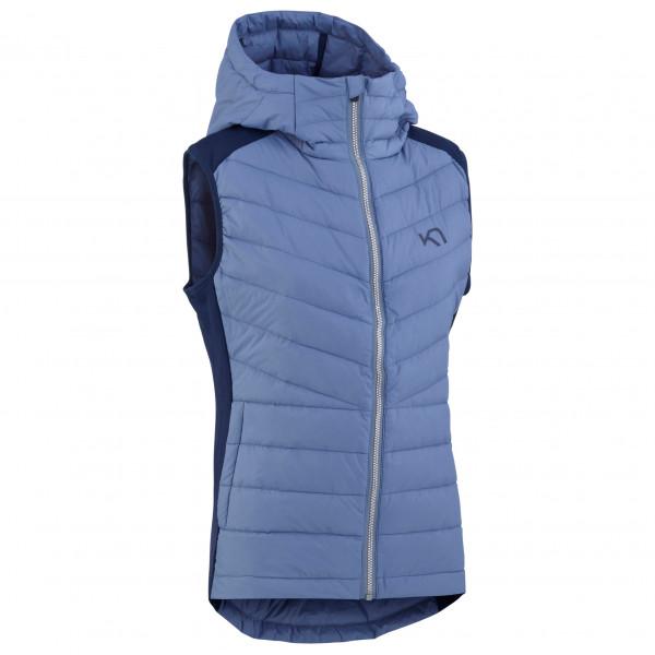 Kari Traa - Women's Eva Hybrid Vest - Down vest