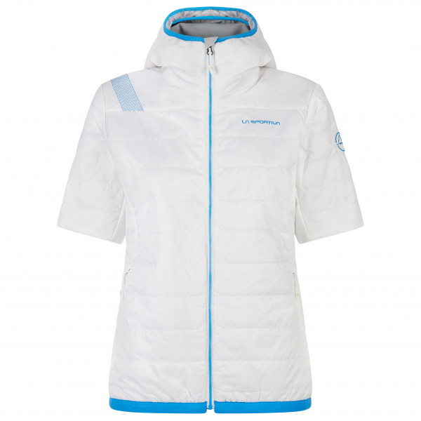 La Sportiva - Women's Glow Short Sleeve Jacket - Tekokuituliivi