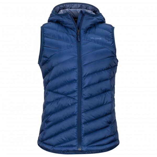 Marmot - Women's Highlander Hoody Vest - Chaleco de plumas