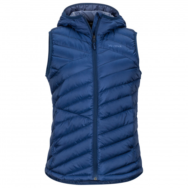 Marmot - Women's Highlander Hoody Vest - Doudoune sans manches