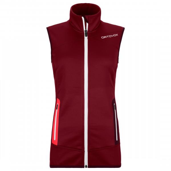 Ortovox - Women's Fleece Vest - Fleeceväst