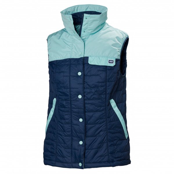 Helly Hansen - Women's Movatn Wool Insulator Vest - Wollen bodywarmer