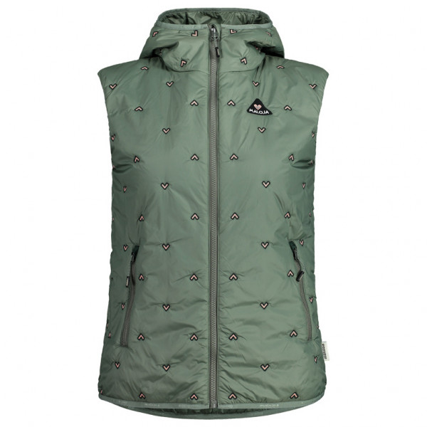 Maloja - Women's AlfravestM. - Synthetic vest