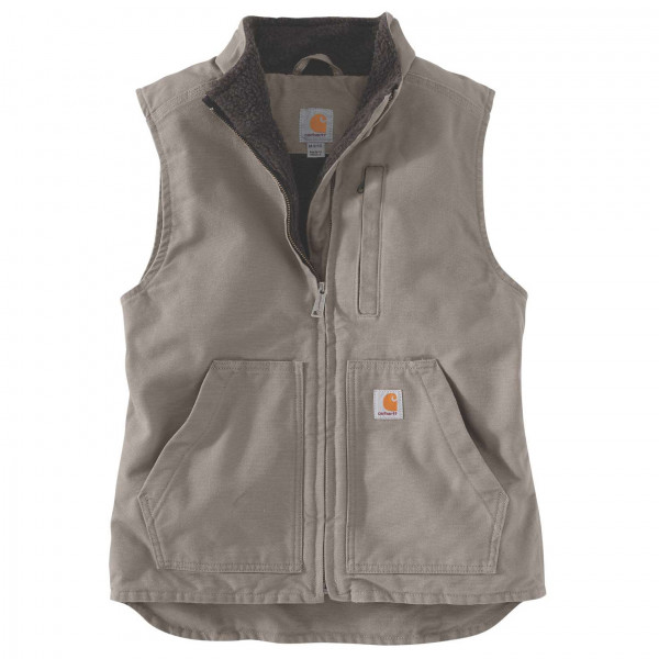 Carhartt - Women's Sherpa Lined Mock Neck Vest - Fleece vest