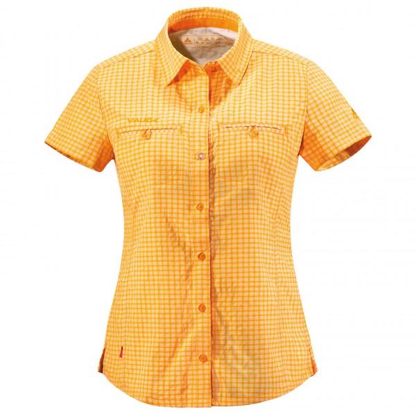 Vaude - Women's Kungs Shirt - Kurzarmbluse