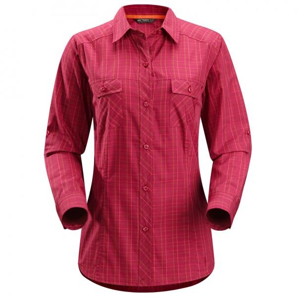Arc'teryx - Women's Melodie Shirt - Langarmbluse