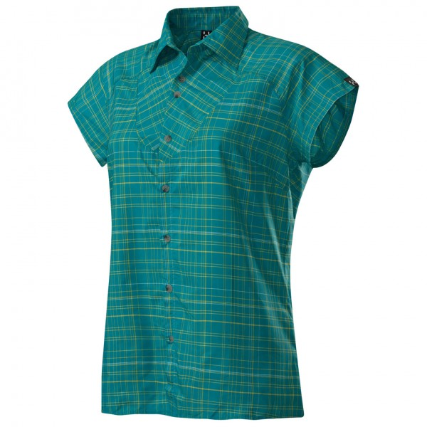 Haglöfs - Trio Q SS Shirt - Naisten paita