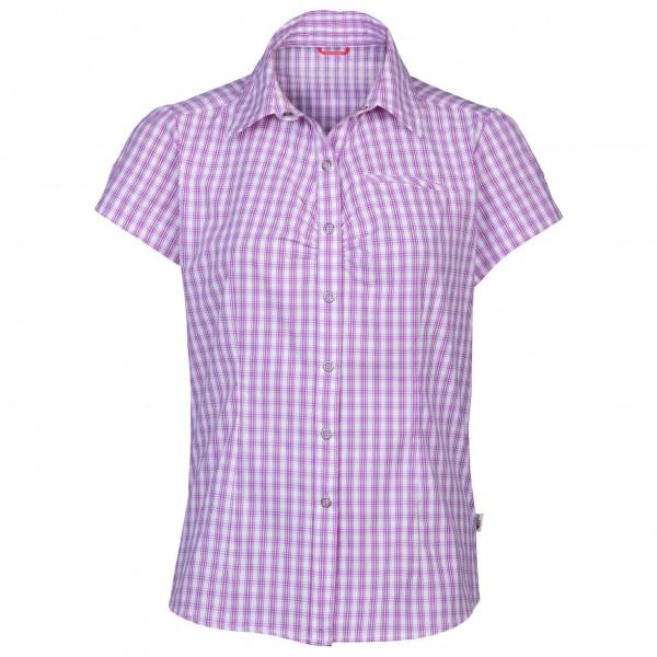 The North Face - Women's S/S Kopi Luwak Shirt - Bluse