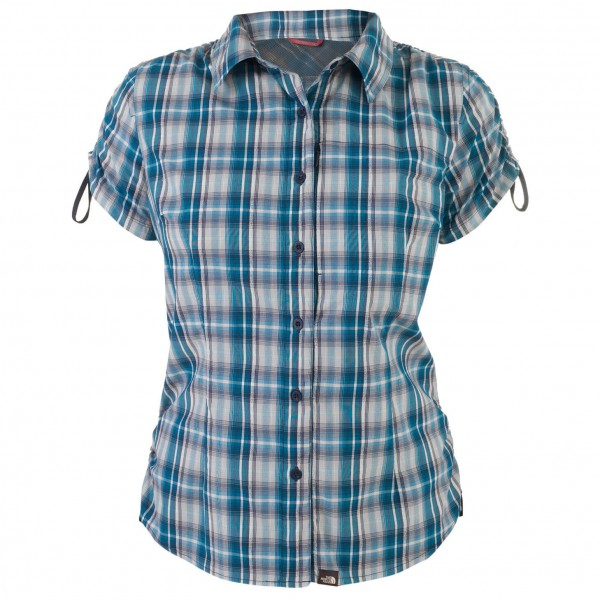 The North Face - Women's S/S Boulder Penelope Woven - Bluse