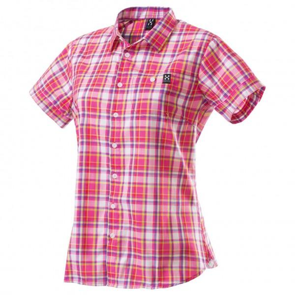 Haglöfs - Kili Q SS Shirt - Blouse met korte mouwen