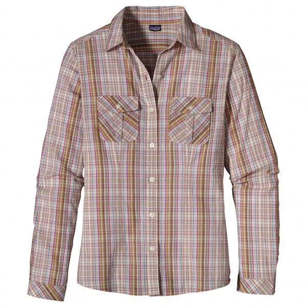 Patagonia - Women's L/S Gardener Shirt - Langarmbluse