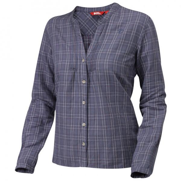 Fjällräven - Women's Gunnel Shirt - Langarmbluse