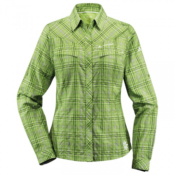 Vaude - Women's Sarentino LS Shirt - Blouse