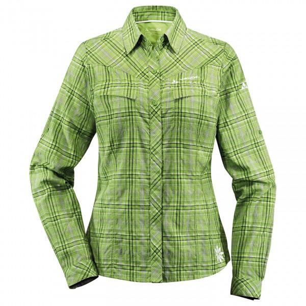 Vaude - Women's Sarentino LS Shirt - Chemisier