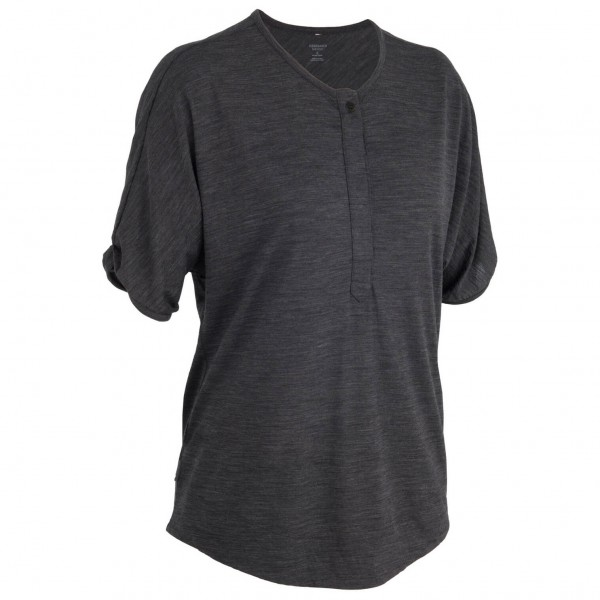 Icebreaker - Women's Willow SS Henley - Blouse