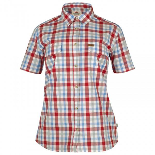 Fjällräven - Women's Övik Shirt Ss - Blouse
