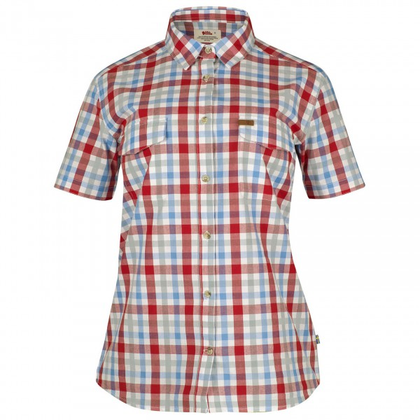 Fjällräven - Women's Övik Shirt Ss - Naisten paita