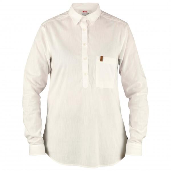 Fjällräven - Women's Kiruna Shirt Ls - Naisten paita
