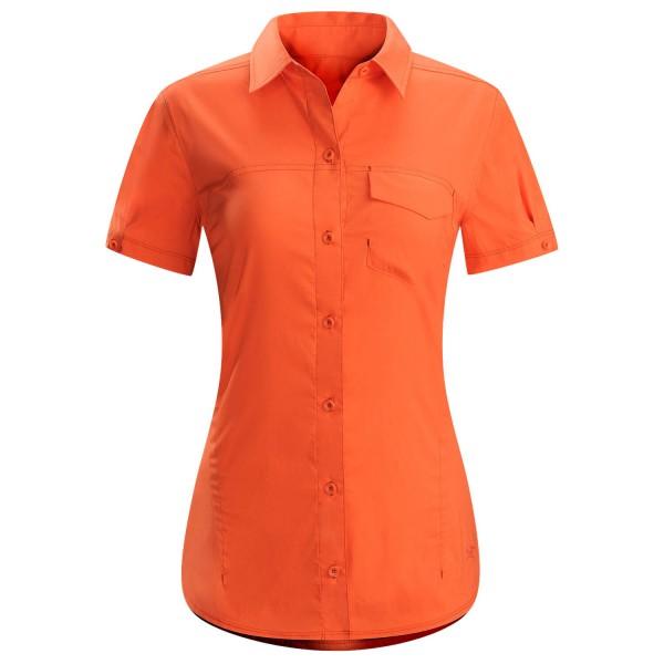 Arc'teryx - Women's A2B SS Shirt - Bluse