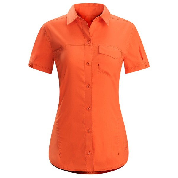 Arc'teryx - Women's A2B SS Shirt - Chemisier