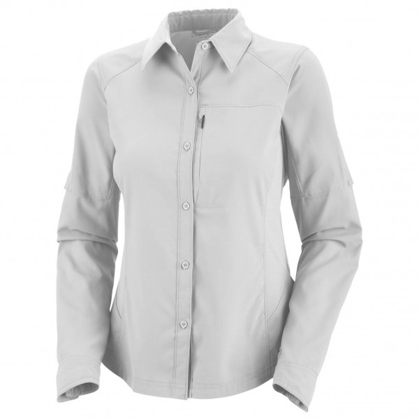 Columbia - Women's Silver Ridge Long Sleeve Shirt - Blouse