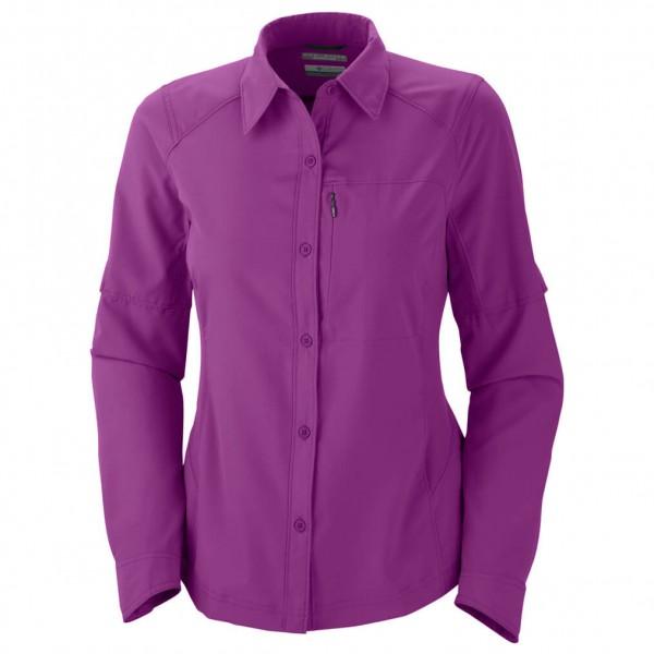 Columbia - Women's Silver Ridge Long Sleeve Shirt - Naisten paita