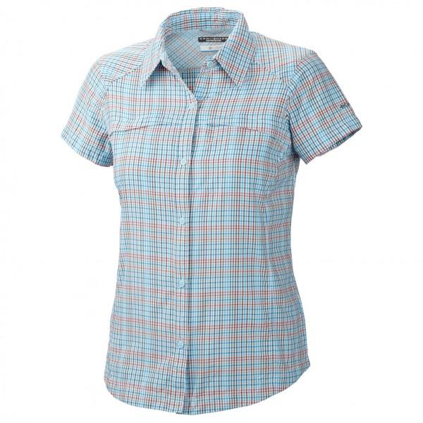 Columbia - Women's Silver Ridge Plaid SS Shirt - Blouse