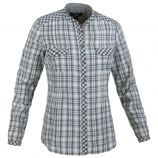 Salewa - Women's Riederalp Dry LS Shirt - Chemisier
