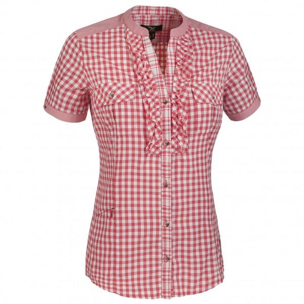 Salewa - Women's Zermatt Dry SS Shirt - Blouse