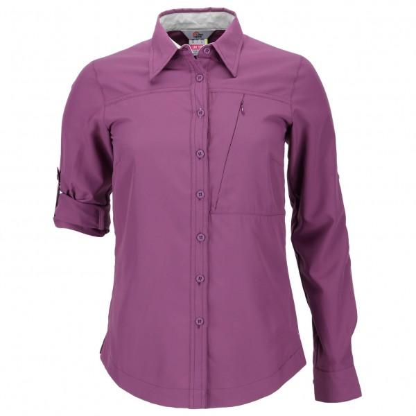 Lowe Alpine - Women's Savine LS - Naisten paita