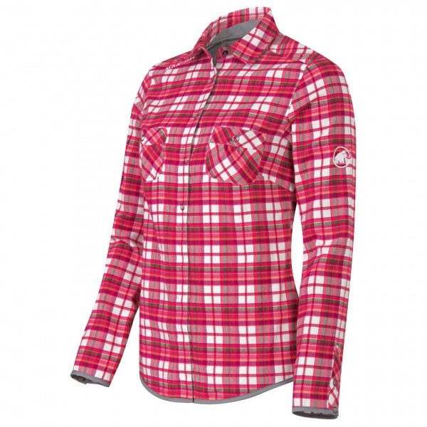 Mammut - Women's Ascona Shirt - Chemisier